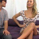 Image Blonda penetrata si dupa orgasm