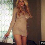 Image Blonda superba are parte de-o partida fierbinte cu iubitul ei
