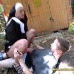 Image Calugarita cu pofte se fute cu un tinerel