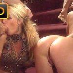 Image O blonda si o bruneta sunt dame de companie