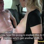Image O mananca in pizda si vrea pula de la un sofer de taxi