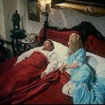 Image Film vechi cu o italianca blonda excitata si fututa in toate pozitiile
