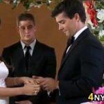 Image Nasul fute mireasa la nunta ei