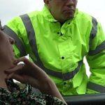 Image Oprita de un politist care primeste mita futai dupa servici