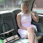 Image Fotomodel cucerita in taxiu si fututa intr-o padure de sofer