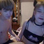 Image Minori amatori filmeaza prima partida de sex din viata lor