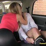 Image Tarfa milfa abordeaza taximetrist in parcarea din mall Veranda si fac sex in masina