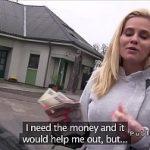 Image Primeste multi bani sa faca sex in masina cu barbat dotat