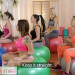 Image Sex la sala de fitness intre lesbiene fierbinti