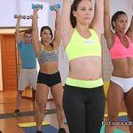 Image Dupa ora de fitness merge un futai cu antrenorul personal