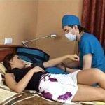 Image Pacienta adormita si fututa la domiciliu de doctor pervers
