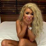 Image Blonda romanca rupe pizda cu un dildo la web pe bongacams
