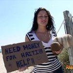 Image Vrea bani pentru Haiti si face sex neprotejat cu doritori bogati