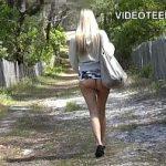Image Porno cu taranci frumoase venite la casting sa devina actrite porno