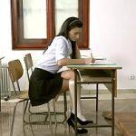 Image Eleva de 10 vrea penetrare neprotejata in clasa cu proful iubit