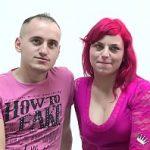 Image Cuplu de romani plecati in Spania castiga bani din sex la webcam