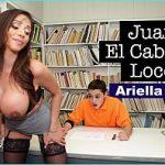 Image Profa curva Ariella Ferrera il ajuta pe student sa faca sex in biblioteca