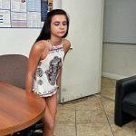 Image Inocenta la 18 ani are prima auditie porno cu barbat dotat