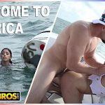 Image Pescar pervers arunca o bruneta in mare dupa ce o abuzeaza sexual