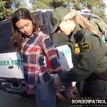 Image Cuplu de politisti futaciosi aresteaza gagica bruneta pe care o fut in padure