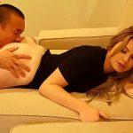 Image Disco in noul apartament si sex cu blonda bunaciune si asiatic cu pula mica