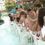 Image Petrecere de asiatici la piscina si orgie sexuala