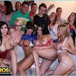 Image Orgie la camin cu starlete porno si studenti virili futaciosi