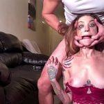 Image Porno sex oral brutal cu femei care vomita si inghit sperma
