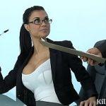 Image Directoarea siliconata Jasmine Jae face sex cu un baiat dotat