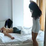 Image Model brazilian sex in pozitia misionarului si primeste sperma pe corp