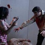 Image Orgie cu fete speriate dupa ce se uita la filme de groaza