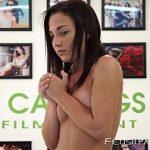Image Amara Romani timida face sex platit la casting