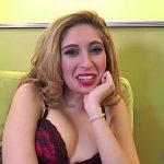 Image Sherine de Focsani fututa in grup de barbati la casting porno