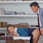 Image Elegant anal la birou cu secretara bunaciune Gia