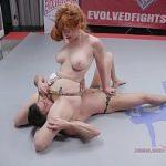 Image Bataie mixta in ring si sex anal cu Laura