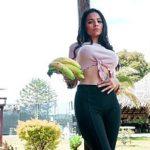 Image Sexy latina Mila Garcia face muie si sex pe bani