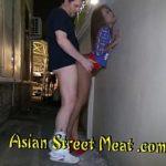 Image Sex noaptea pe strada cu o asiatica stramta in pizda