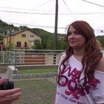 Image Casting cu tanara romanca din Brasov penetrata in pasarica