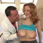 Image Oxana o matura care debuteaza in porno
