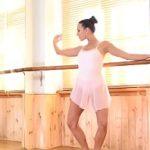 Image Balerina flexibila ne arata pizda frumoasa