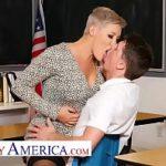 Image Sex in scoala cu profesoara si elevul