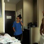 Image Latina menajera Jolla fututa la hotel de client in pula goala