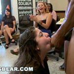 Image Party cu femei singure care sug pula la stripperi