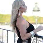 Image Rachele o blonda model sex cu culturist excitat