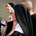 Image Orgie la Vatican intre maicute curve si preoti
