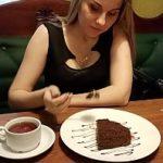 Image La cafenea filmata cu vibratorul in pizda