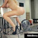 Image Nikki Benz orgasm total dupa futai brutal