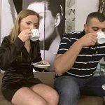 Image Steliana dupa cafea primeste muie si futai
