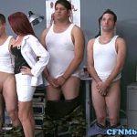 Image Casting cu militari care sunt fututi de doctorite curve