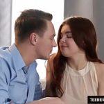 Image Renata la filmare face sex cu barbat excitat si are orgasm